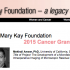 http://www.marykayfoundation.org/Pages/GrantRecipients_2015.aspx